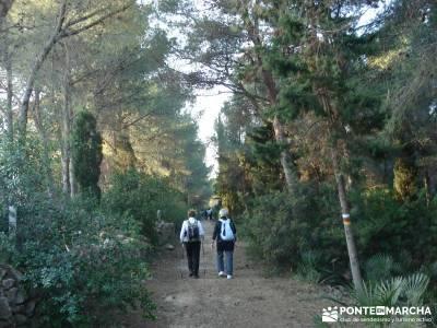 Parque Natural El Montgó y La Catedral del Senderismo;benasque senderismo el hierro senderismo